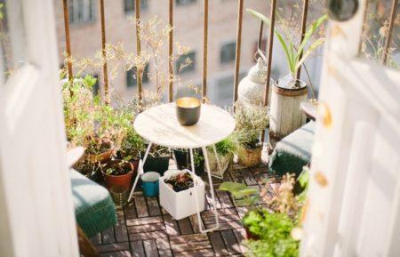5 étapes pour aménager un joli balcon pour profiter des beaux jours